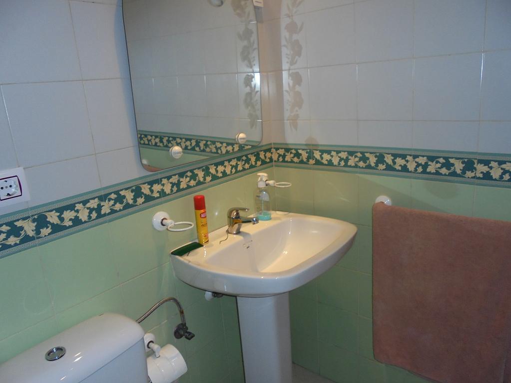 Baño - Piso en alquiler en calle Macarena, Almendralejo - 205075007