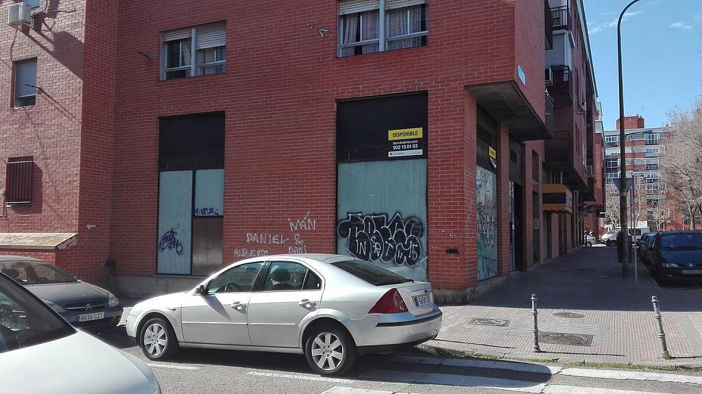 Local comercial en alquiler en calle Cristo de la Victoria, Pradolongo en Madrid - 340224560
