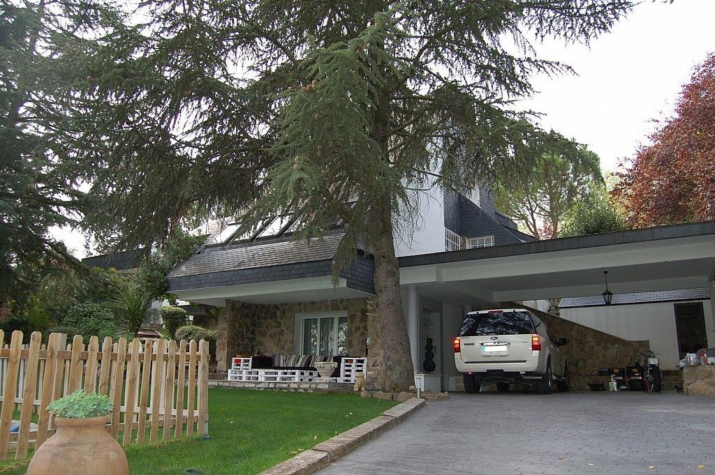 Casa en alquiler en Villafranca del Castillo - 358481184