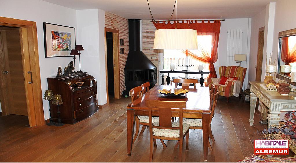 Casa en alquiler opción compra en calle Sierra, Esparragal, El - 250800774