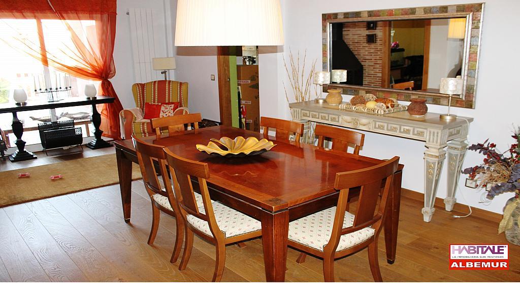 Casa en alquiler opción compra en calle Sierra, Esparragal, El - 250800777