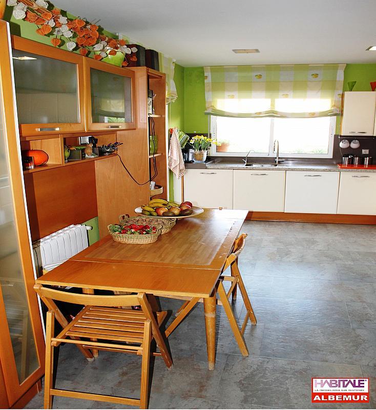 Casa en alquiler opción compra en calle Sierra, Esparragal, El - 250800781