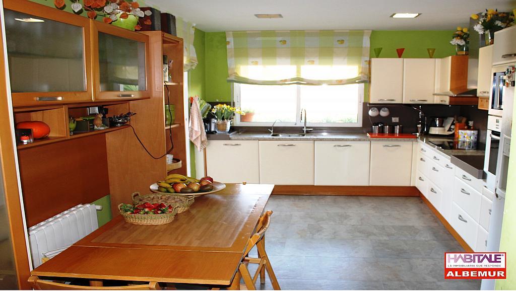 Casa en alquiler opción compra en calle Sierra, Esparragal, El - 250800783