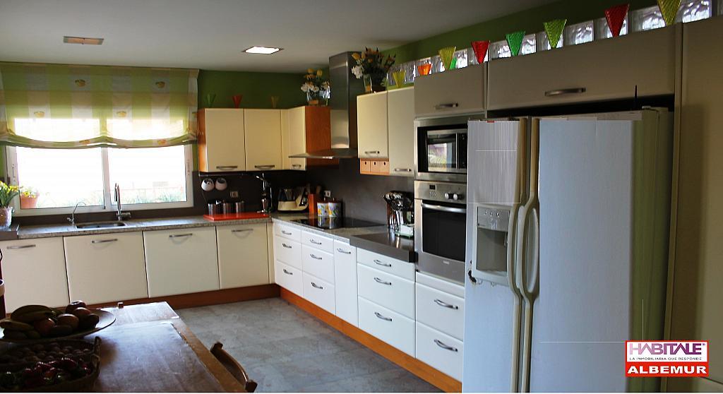 Casa en alquiler opción compra en calle Sierra, Esparragal, El - 250800786
