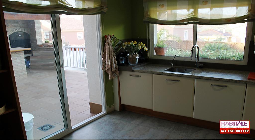 Casa en alquiler opción compra en calle Sierra, Esparragal, El - 250800787