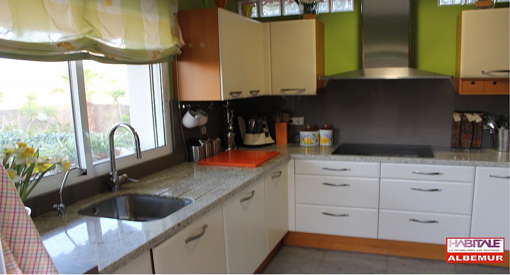 Casa en alquiler opción compra en calle Sierra, Esparragal, El - 250800790