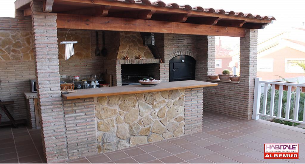 Casa en alquiler opción compra en calle Sierra, Esparragal, El - 250800791