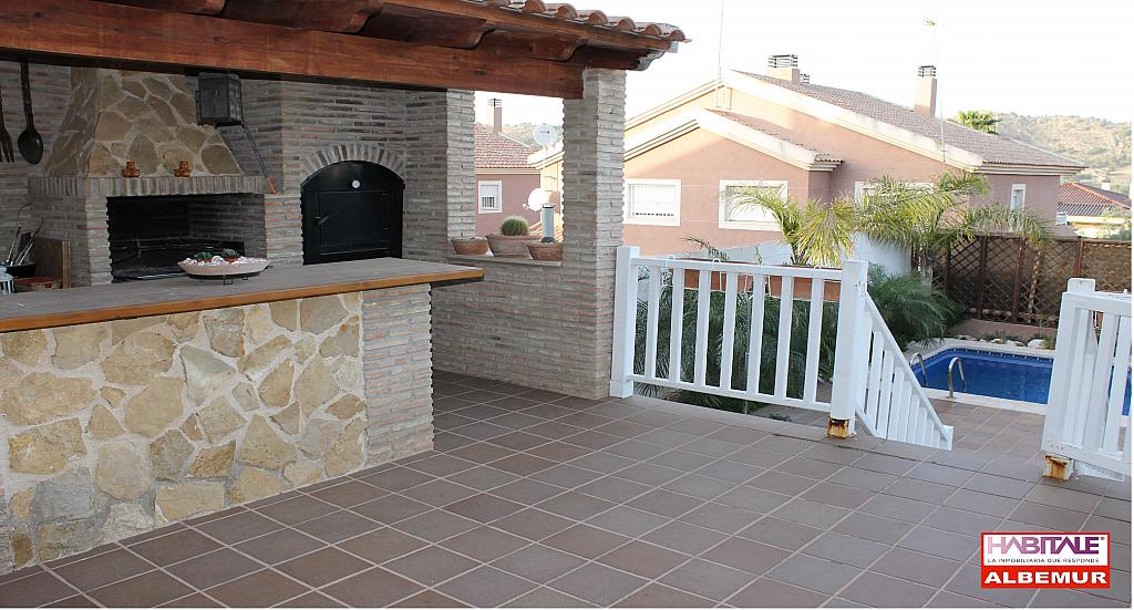 Casa en alquiler opción compra en calle Sierra, Esparragal, El - 250800793