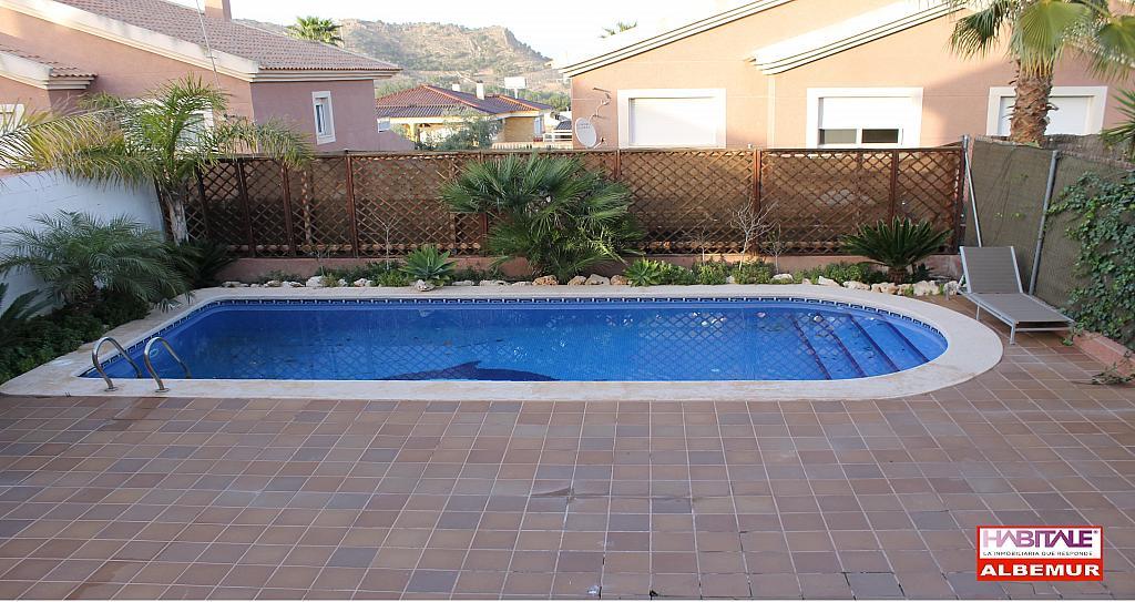 Casa en alquiler opción compra en calle Sierra, Esparragal, El - 250800796
