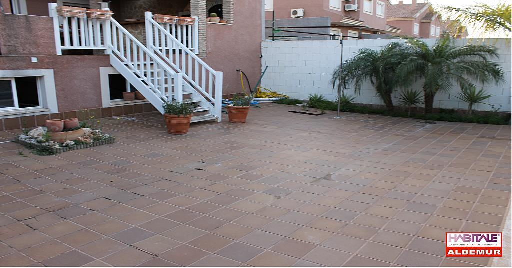 Casa en alquiler opción compra en calle Sierra, Esparragal, El - 250800799