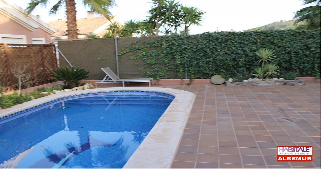 Casa en alquiler opción compra en calle Sierra, Esparragal, El - 250800802