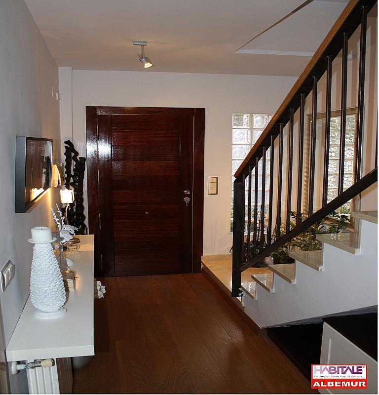 Casa en alquiler opción compra en calle Sierra, Esparragal, El - 250800804