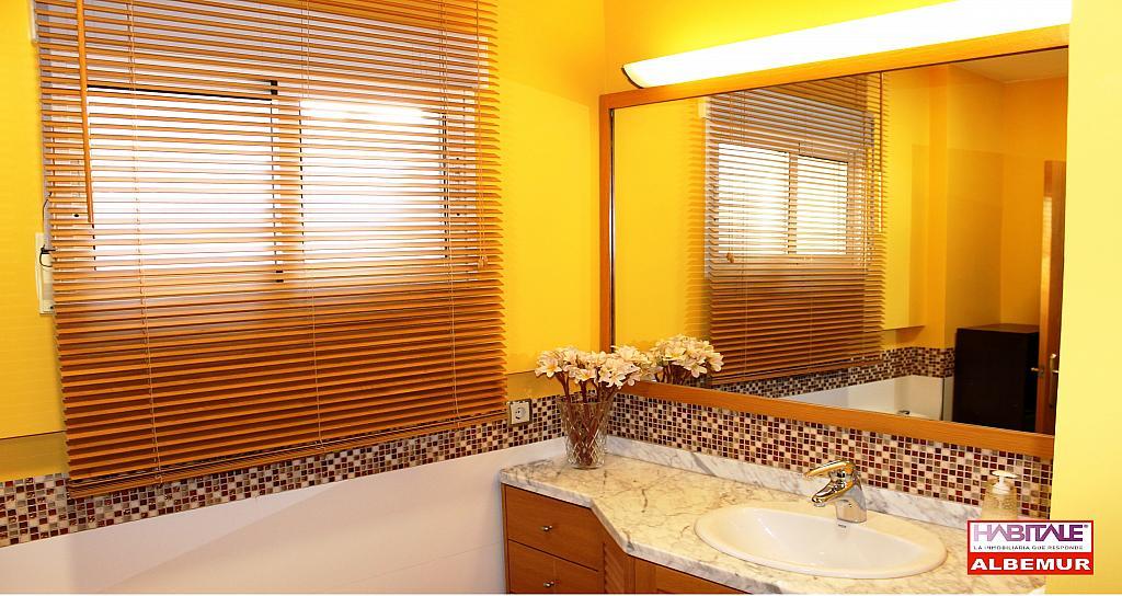 Casa en alquiler opción compra en calle Sierra, Esparragal, El - 250800824