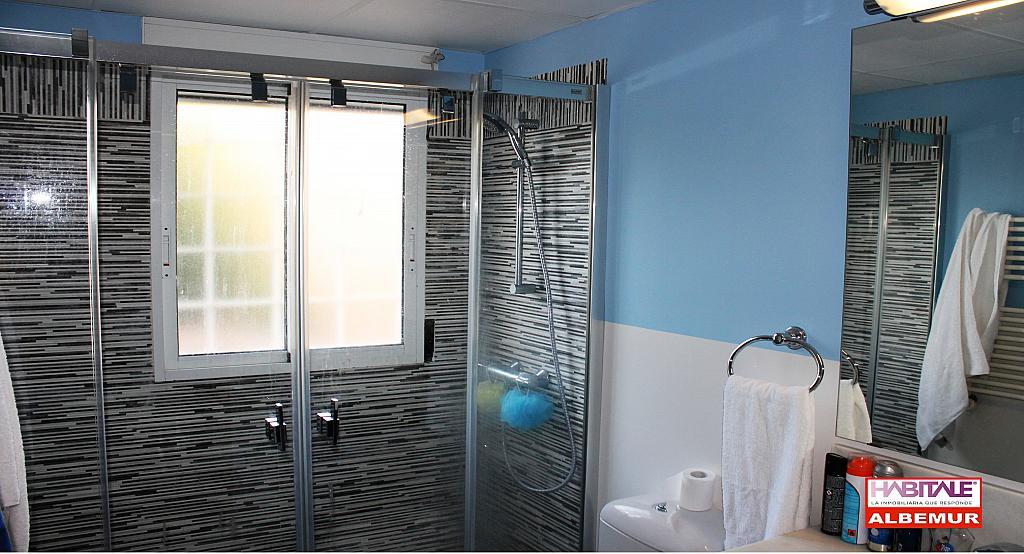 Casa en alquiler opción compra en calle Sierra, Esparragal, El - 250800870