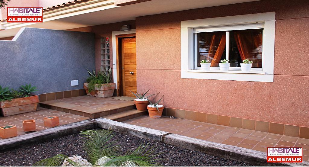 Casa en alquiler opción compra en calle Sierra, Esparragal, El - 250800876