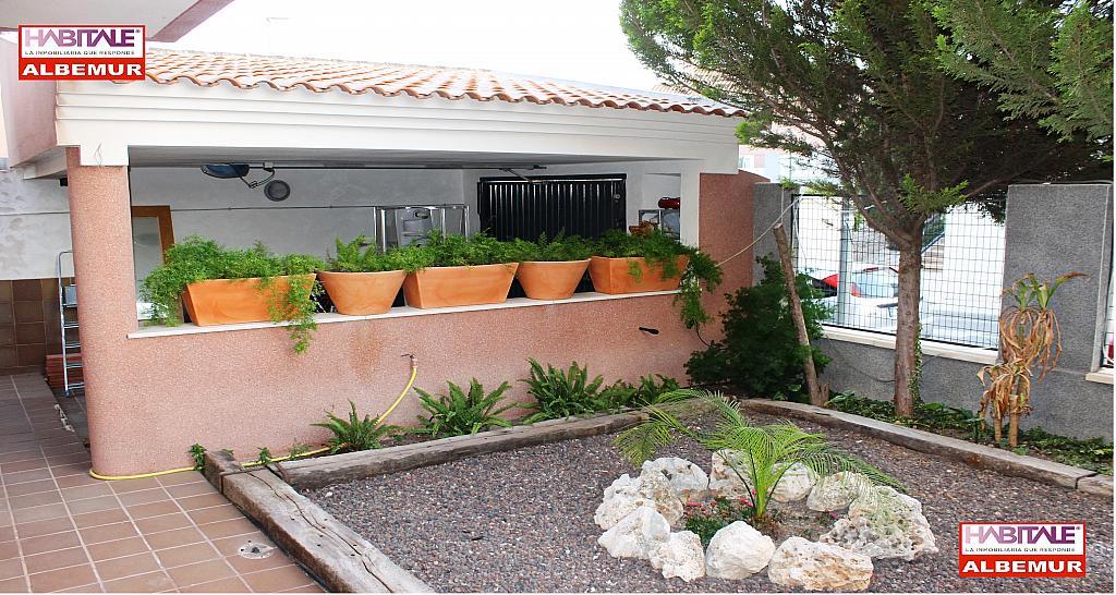 Casa en alquiler opción compra en calle Sierra, Esparragal, El - 250800886