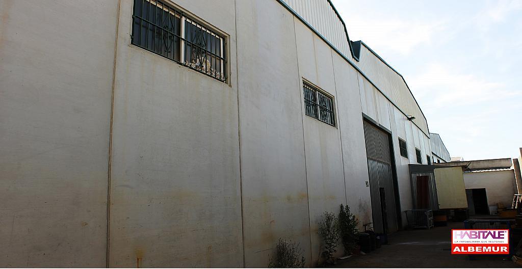 Nave industrial en alquiler opción compra en calle Alcalde Clemente Garcia, San gines - 272212698