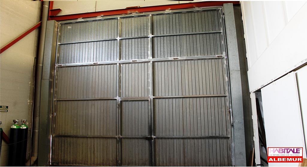 Nave industrial en alquiler opción compra en calle Alcalde Clemente Garcia, San gines - 272212708