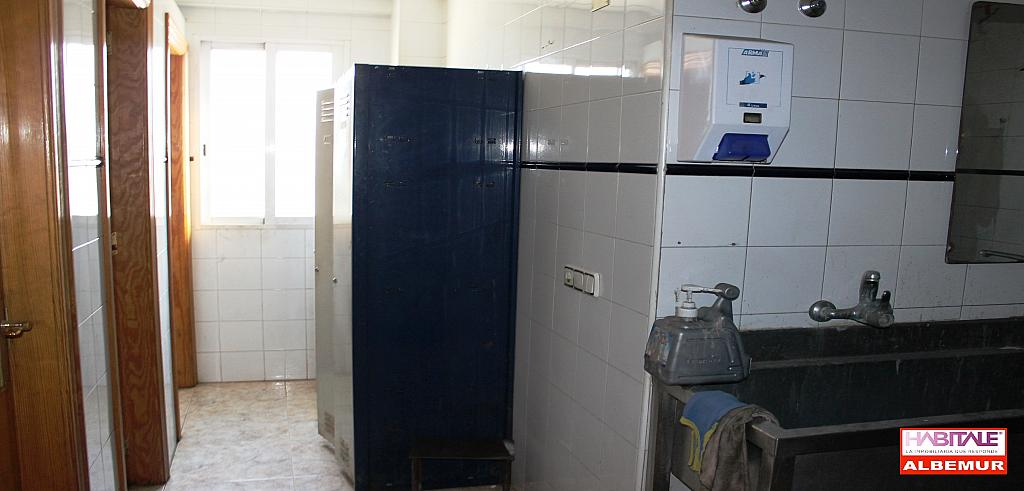 Nave industrial en alquiler opción compra en calle Alcalde Clemente Garcia, San gines - 272212716