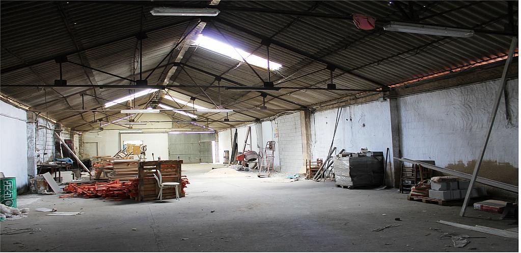 Nave industrial en alquiler en calle Del Frances, Espinardo - 141836494