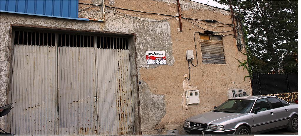 Nave industrial en alquiler en calle Del Frances, Espinardo - 141836497