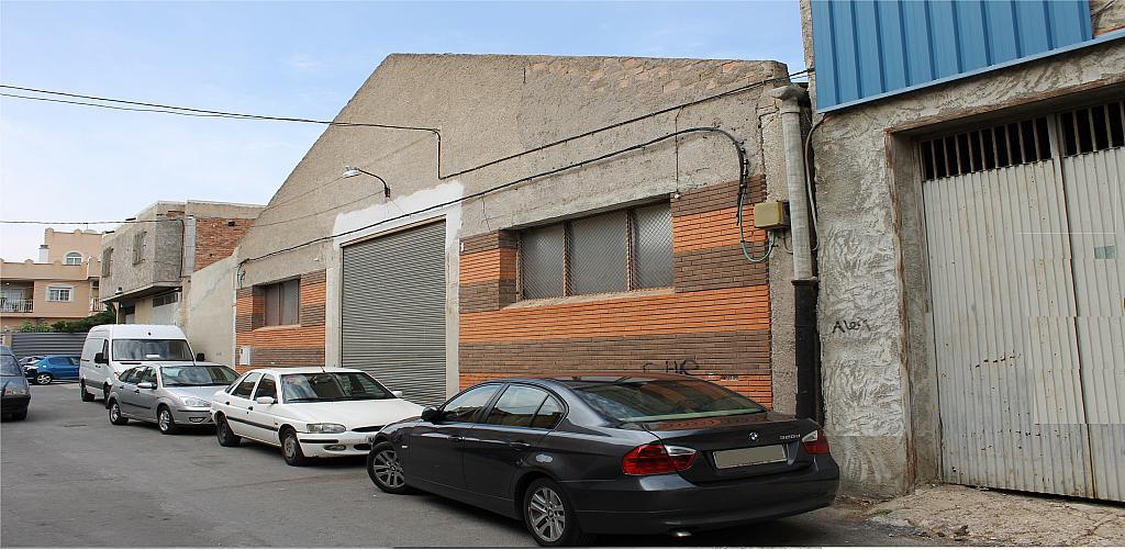 Nave industrial en alquiler en calle Del Frances, Espinardo - 141836500