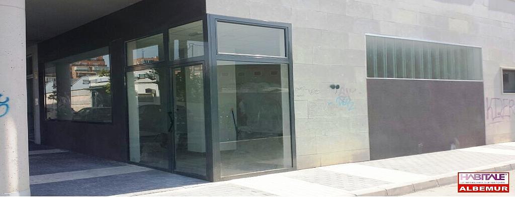 Local en alquiler en calle Palmeras, El Ranero en Murcia - 238325992