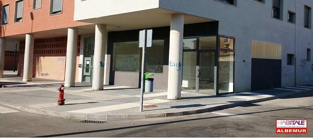 Local en alquiler en calle Palmeras, El Ranero en Murcia - 238325994