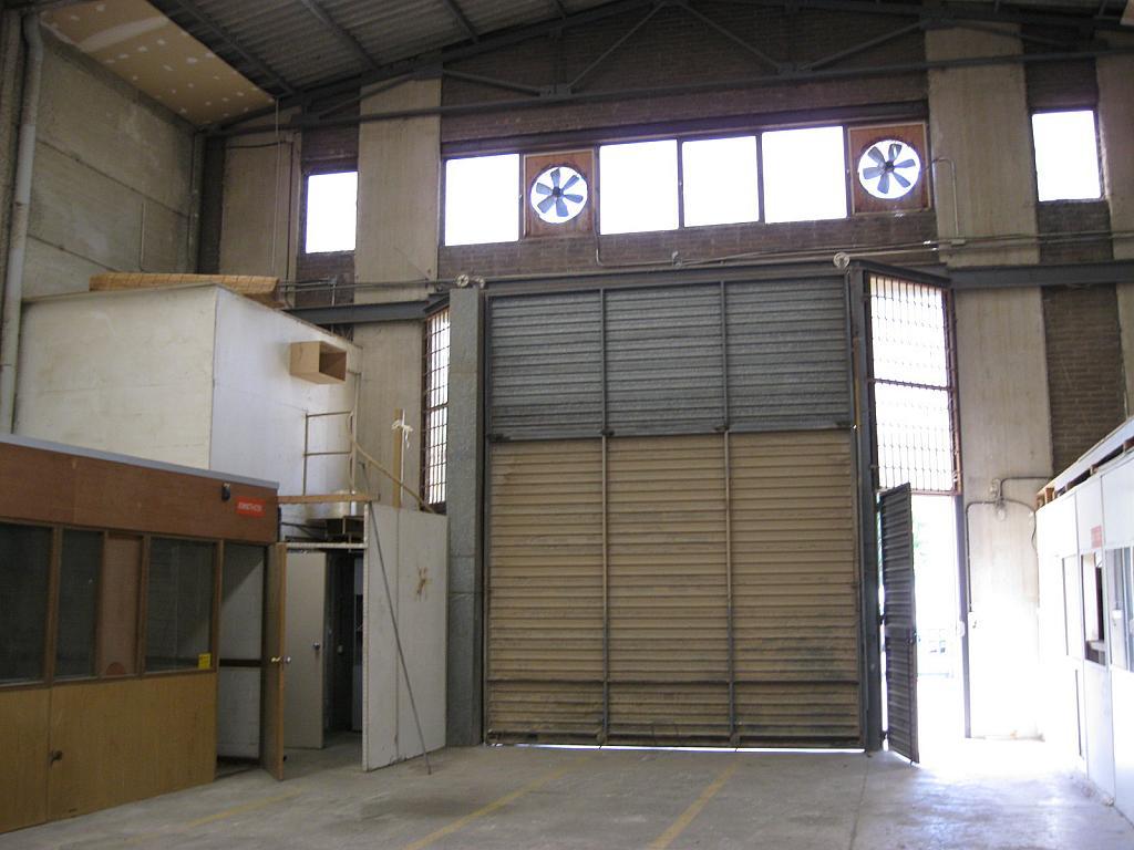 Nave industrial en alquiler en calle Pregreso, Les Mossotes en Gavà - 245403609