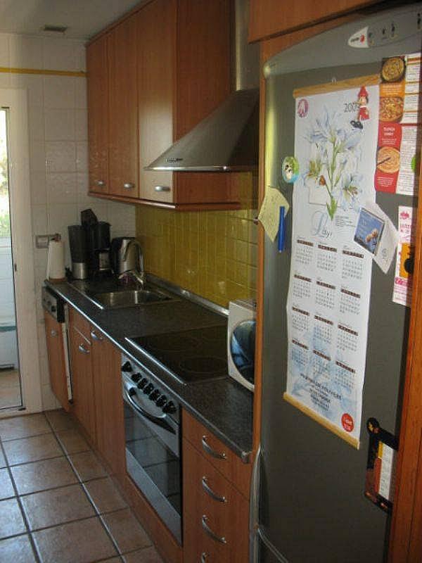 Cocina - Apartamento en venta en calle Josep Lluis Serp, Gavà Mar en Gavà - 193116759