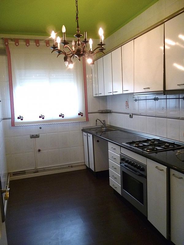 Cocina - Apartamento en venta en calle Cami de la Pineda, Gavà Mar en Gavà - 211605767