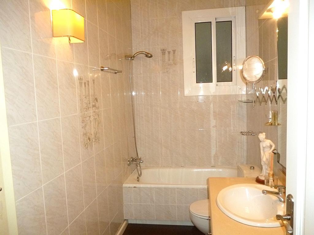 Baño - Apartamento en venta en calle Cami de la Pineda, Gavà Mar en Gavà - 211605773