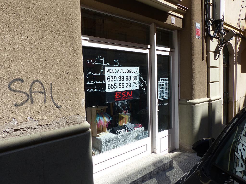 Local en alquiler en calle Sant Fruitos, Passeig rodalies en Manresa - 269043913