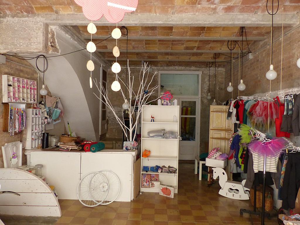 Local en alquiler en calle Sant Fruitos, Passeig rodalies en Manresa - 269043918