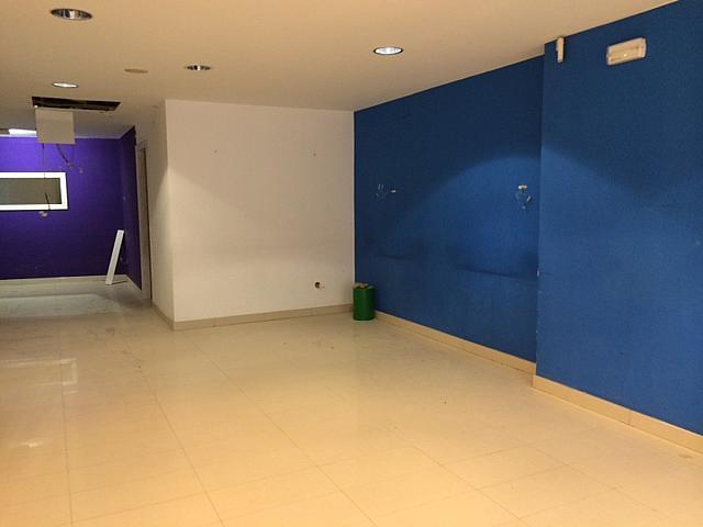Local comercial en alquiler en calle Nou, Passeig rodalies en Manresa - 210666460