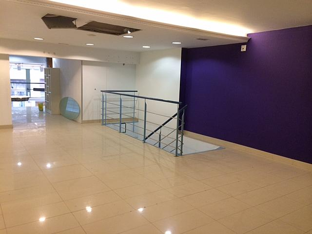 Local comercial en alquiler en calle Nou, Passeig rodalies en Manresa - 210666469