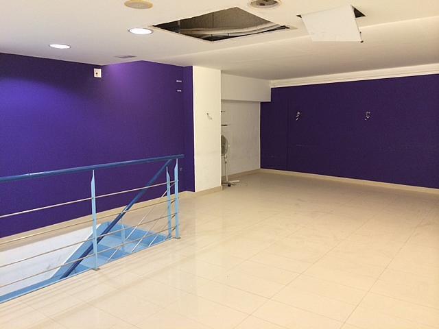 Local comercial en alquiler en calle Nou, Passeig rodalies en Manresa - 210666489
