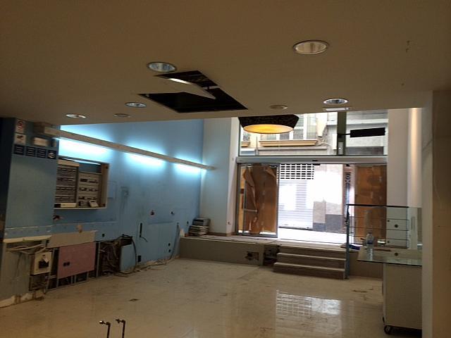 Local comercial en alquiler en calle Nou, Passeig rodalies en Manresa - 210666507