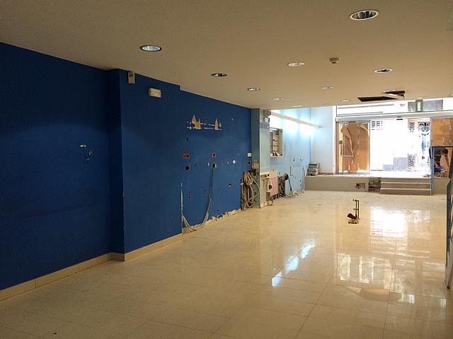 Local comercial en alquiler en calle Nou, Passeig rodalies en Manresa - 210666522