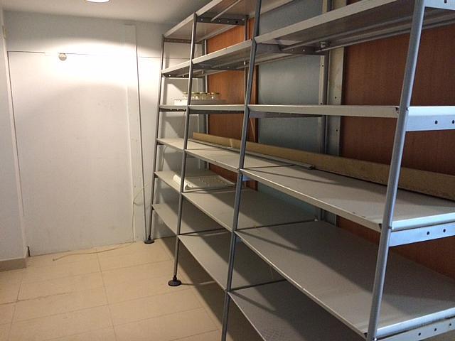 Local comercial en alquiler en calle Nou, Passeig rodalies en Manresa - 210666537