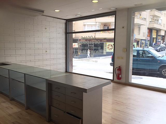Local en alquiler en calle Alcalde Armengou, Passeig rodalies en Manresa - 211239230