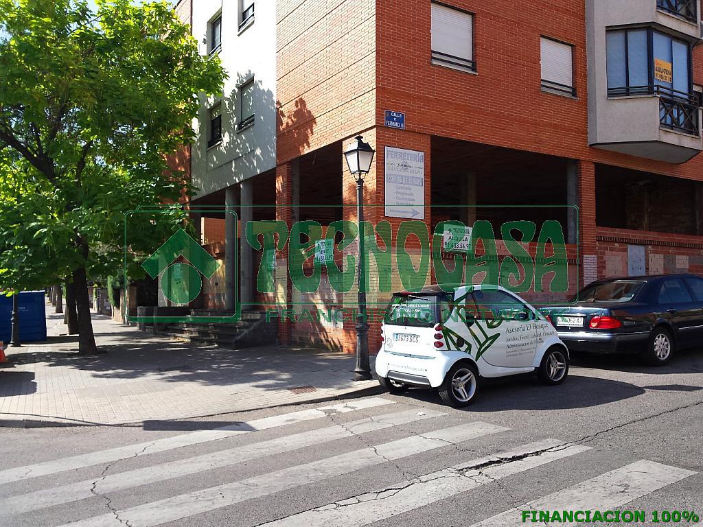 Local comercial en alquiler en calle Principe de Asturias, Villaviciosa de Odón - 205234994