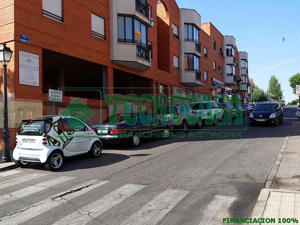 Local comercial en alquiler en calle Principe de Asturias, Villaviciosa de Odón - 205234996