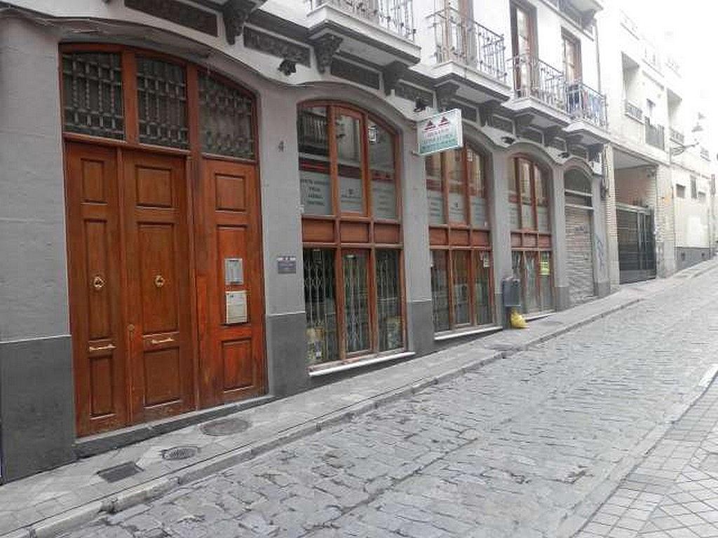 Oficina en alquiler en calle Álvaro de Bazán, Centro en Granada - 259911850