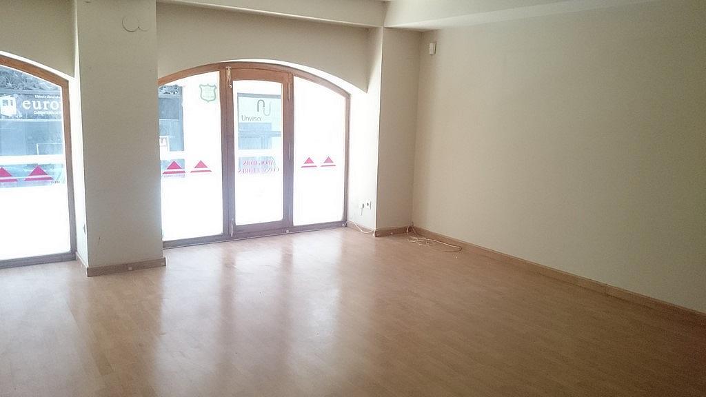Oficina en alquiler en calle Álvaro de Bazán, Centro en Granada - 259911869