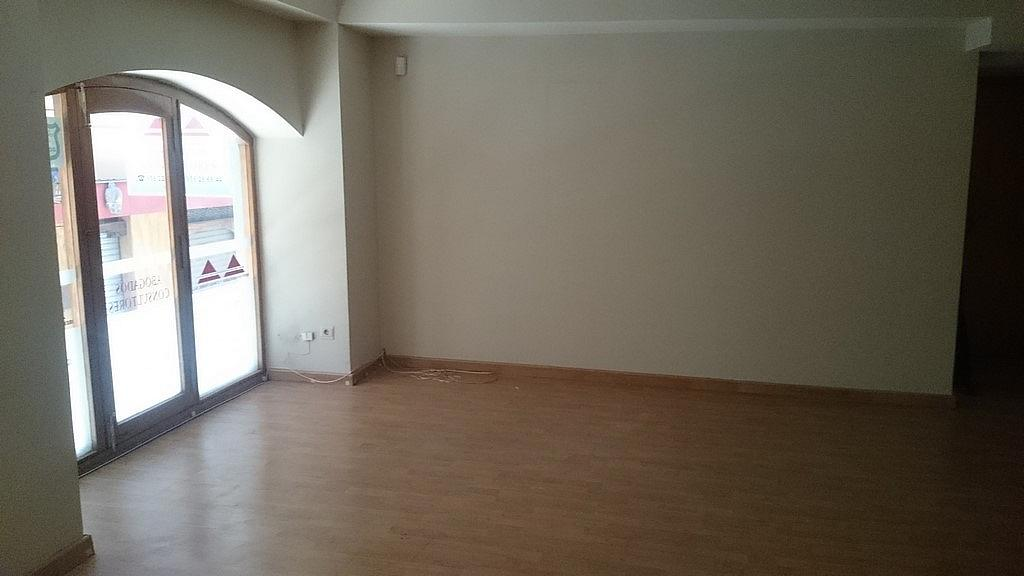Oficina en alquiler en calle Álvaro de Bazán, Centro en Granada - 259911878