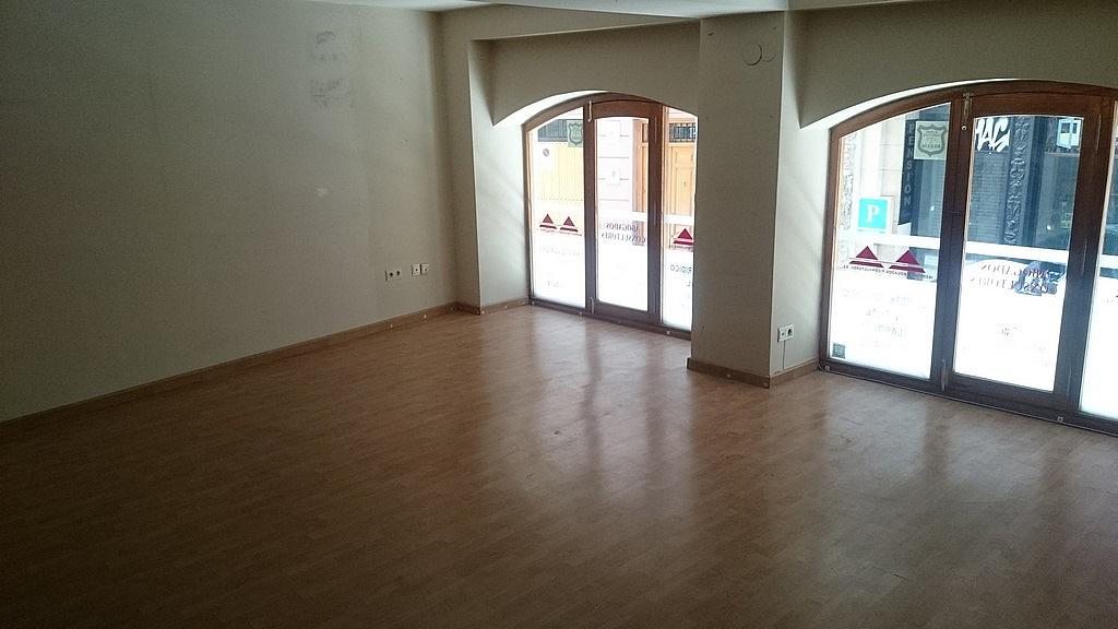 Oficina en alquiler en calle Álvaro de Bazán, Centro en Granada - 259911883
