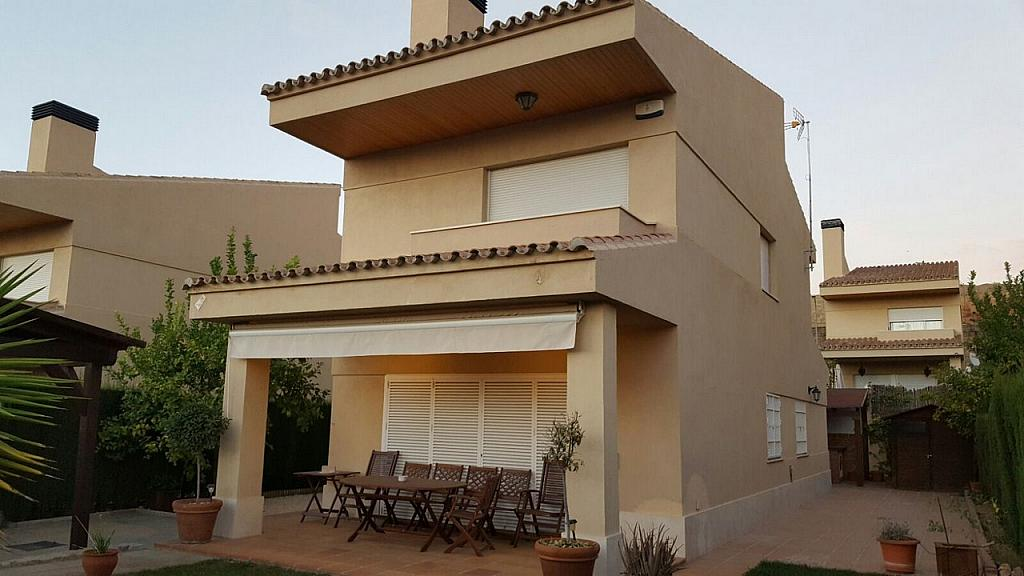 Casa en alquiler en calle Cañada Real, Otura - 329561879