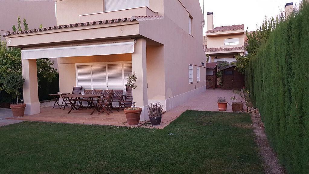 Casa en alquiler en calle Cañada Real, Otura - 329561985