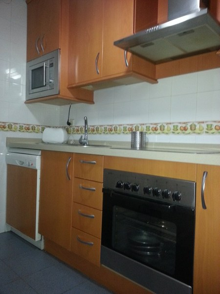 Piso en alquiler en calle Ingeniero Santacruz, Zaidín en Granada - 123617842